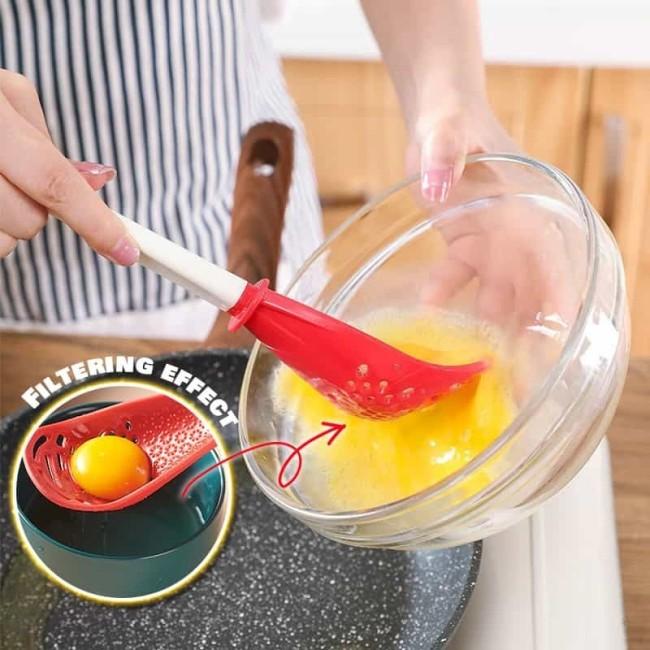 Multifunctional Kitchen Cooking Spoon