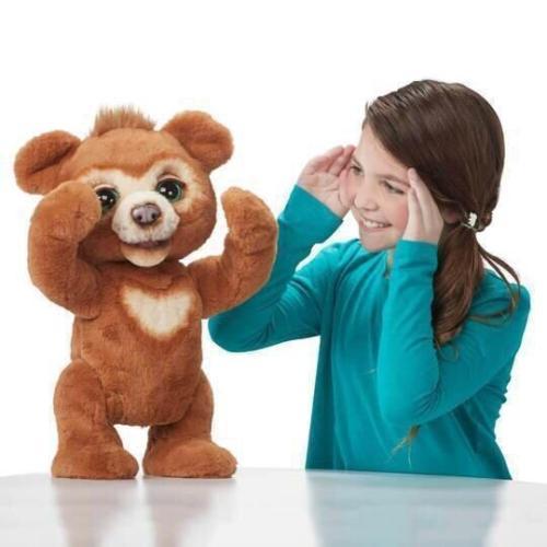 🔥HOT SALE🔥THE CURIOUS BEAR PLUSH TOY