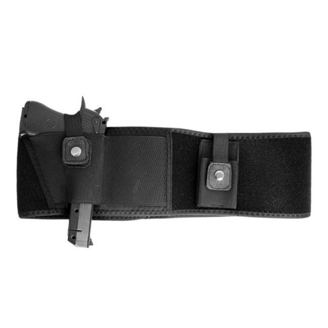 Breathable belt tactics