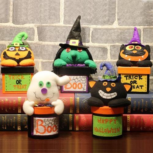 Halloween Candy Gar