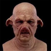 Halloween Hot Sale!Pighead Silicone Mask
