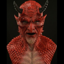 Belial The Demon Mask