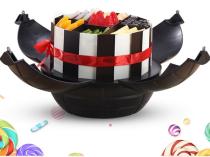 Jumbo Cake Surprise