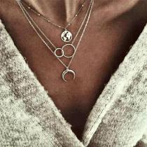 Adventure Seeker Multi Layered Necklace