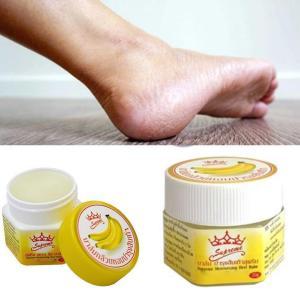 Foot Anti-Drying Crack Cream Banana Oil Repair Dead Skin Remover