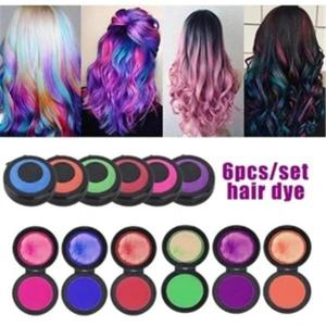 Fast Hair Coloring Set(6 Color)