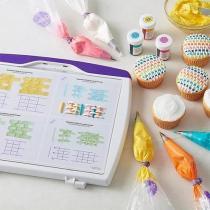 Cake Decorating Practice Paper