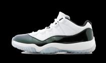 Jordan 11 Retro Low Easter/Emerald