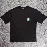 BLCG GREEN LOGO REGULAR T-SHIRT Green Logo Regular T-shirt in black