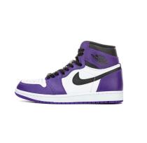 Air Jordan 1 New Court Purple White