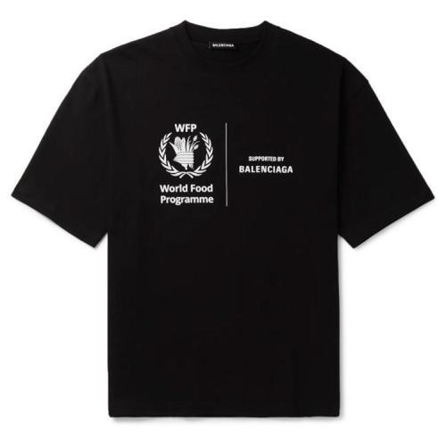 BLCG Men's Blue Wfp Medium T-shirt black