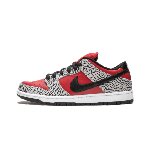 Nike Dunk SB Low Supreme Red Cement