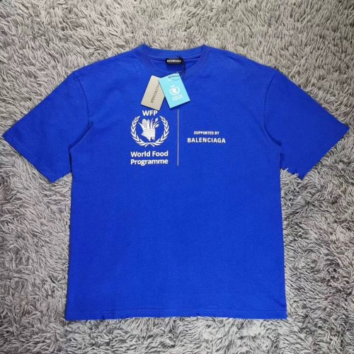 BLCG Men's Blue Wfp Medium T-shirt