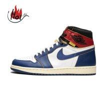 Jordan 1 Retro High Union Los Angeles Blue Toe