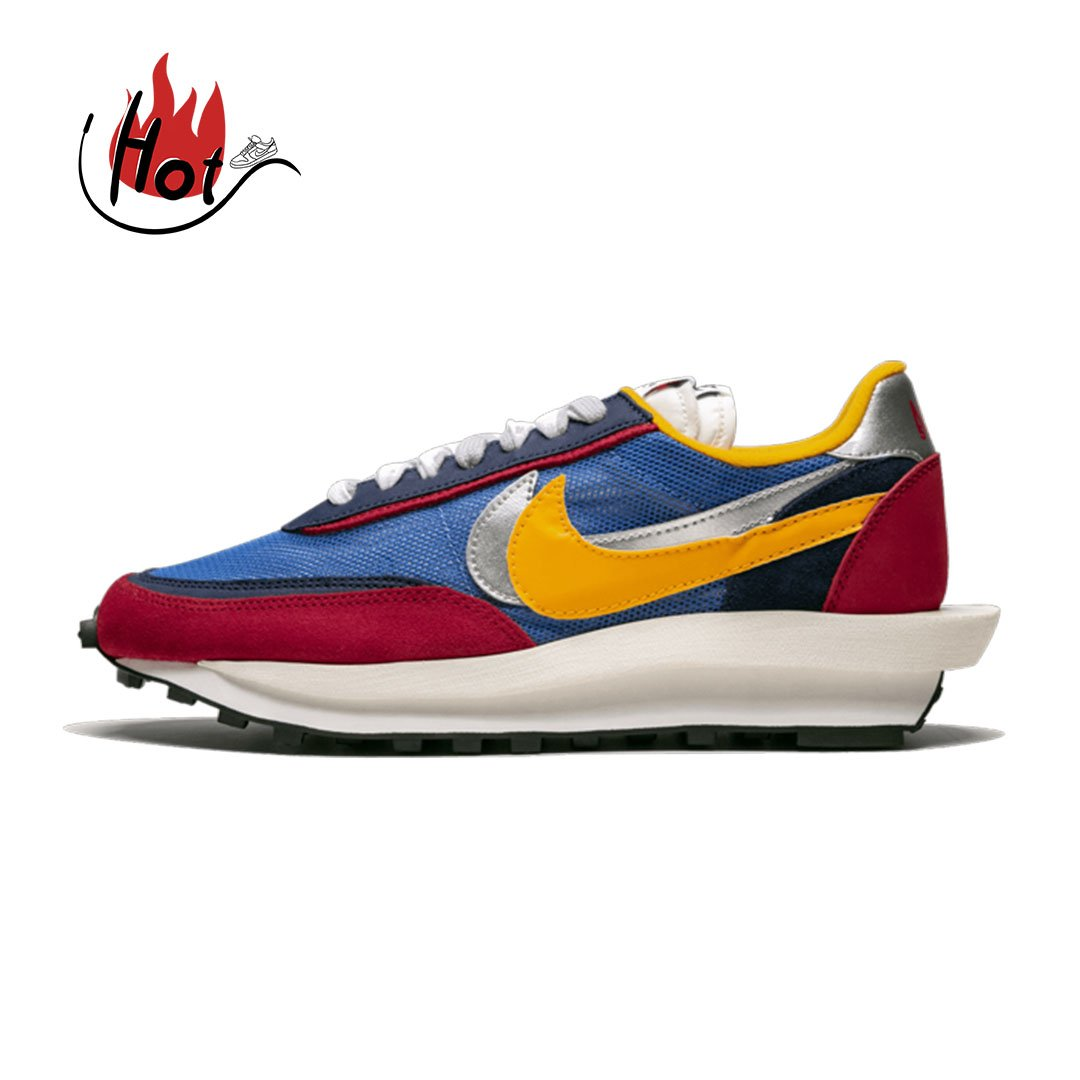 Nike LD Waffle Sacai Blue Multi - www