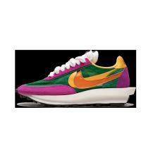 Nike LD Waffle Sacai Green Purple