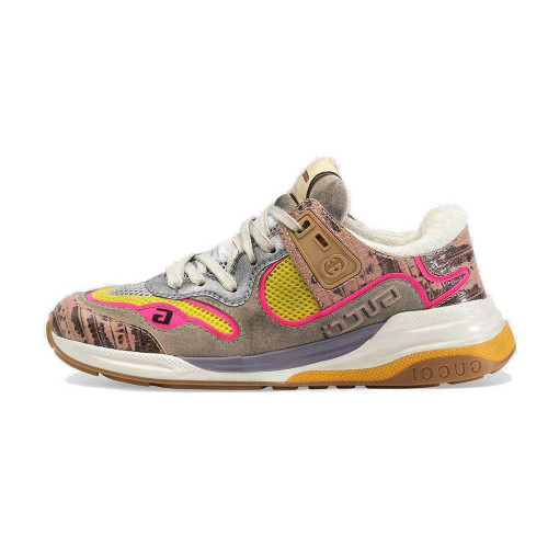 Guci Ultrapace Sneakers Pink