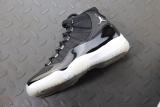 Jordan 11 Retro Black Clear/Jubilee