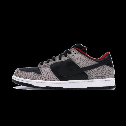 Nike Dunk SB Low Supreme Black Cement