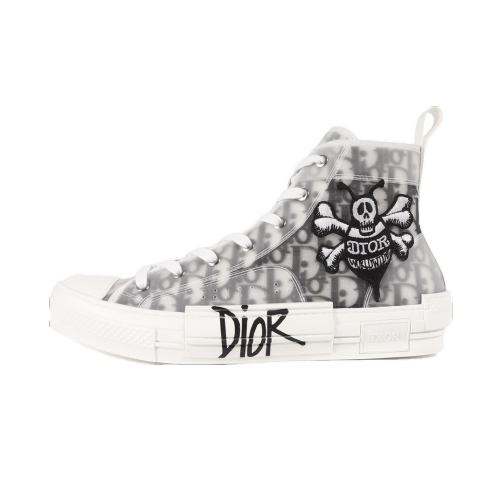 Dior B23 HIGH TOP SNEAKER Embroidery