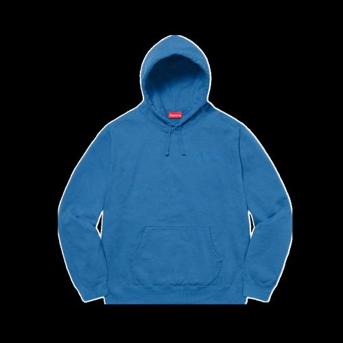 Supxxx Smurfs Hooded Sweatshirt (Multi Color)