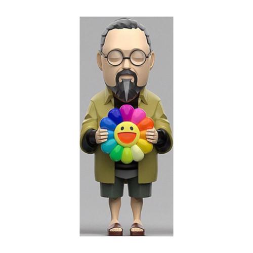 Designer Figure Murakami Takashi