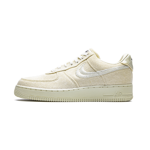 【Clearance】Nike Air Force 1 Low Stussy Fossil(US4.5)