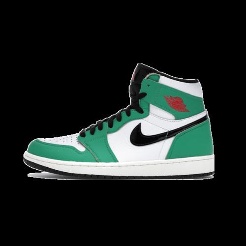 【Clearance】Jordan 1 Retro High Lucky Green(US7)