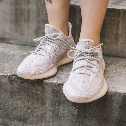 【Clearance】adidas Yeezy Boost 350 V2 Synth Non-Reflective(US6.5)