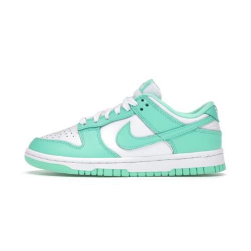 Nike Dunk Low Green Glow (Women Size!!)