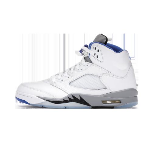 Jordan 5 Retro White Stealth (2021)