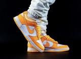 (Women Size) Nike Dunk Low Laser Orange