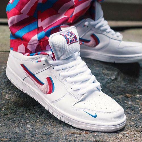 Nike SB Dunk Low Parr