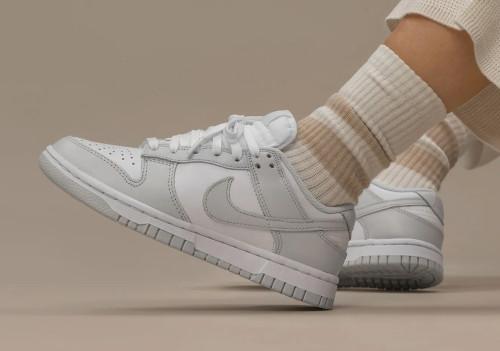 (Women Size!!) Nike Dunk Low Photon Dust