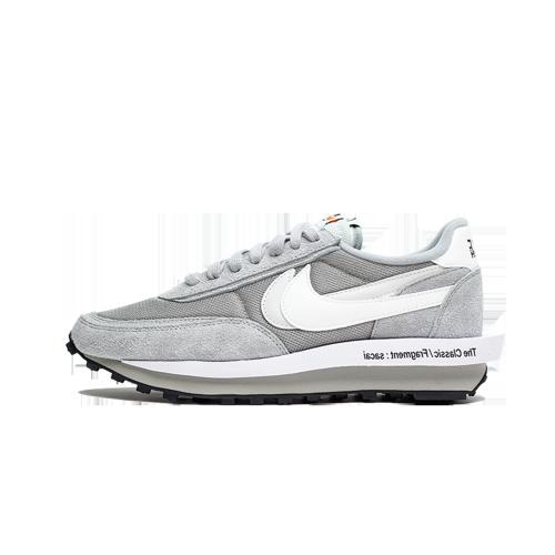 Fragment x Sacai x Nike LDWaffle Wolf Grey