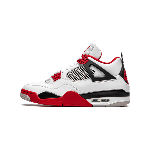 【Clearance】 Jordan 4 Retro Fire Red (2020)(US7)