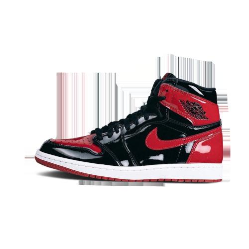 Jordan 1 Retro High OG Patent Bred