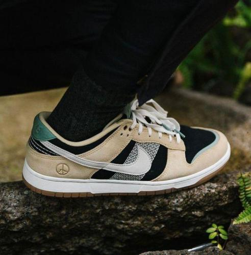 Nike Dunk Low Rooted in Peace