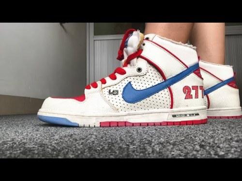 Nike Dunk SB High Pro Ishod Wair x Magnus Walker