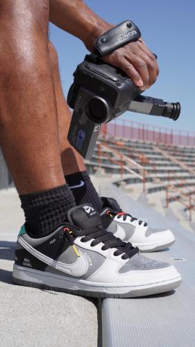 Nike SB Dunk Low Camcorder VX1000