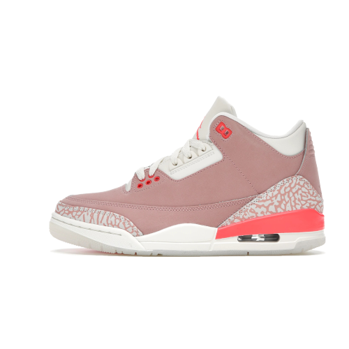 Jordan 3 Retro Rust Pink(Women Size!!)