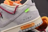 Nike Dunk Low Off-White Lot 35