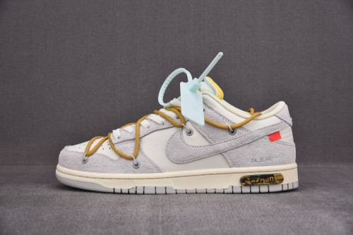 Nike Dunk Low Off-White Lot 37