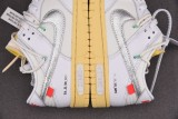 Nike Dunk Low Off-White Lot 1
