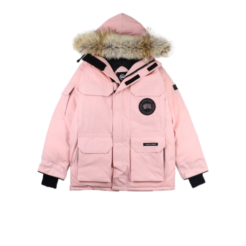 08 CANADA GOOXX Expedition Parka Pink