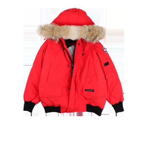 01 Canada Goose Chilliwack 7999M Red