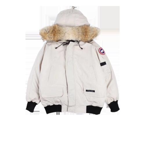 01 Canada Goose Chilliwack 7999M White