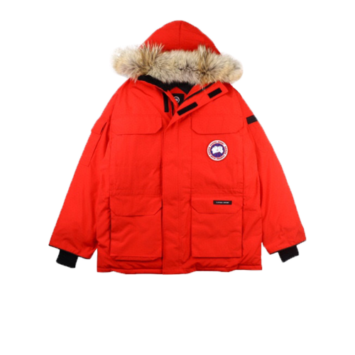 08 CANADA GOOXX Expedition Parka Red