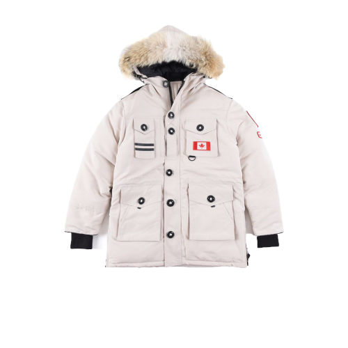 150th Anniversary Canada Gooxx White