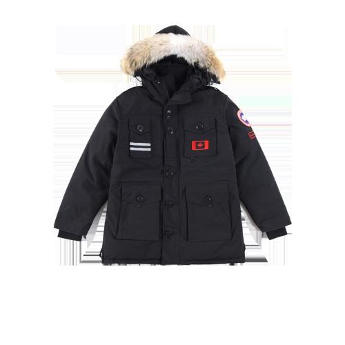 150th Anniversary Canada Gooxx Black